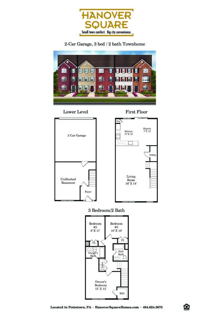 Hanover-Square-3-bed-2-Ba_-Garage-Floor-Plan-Poster_7.18.19